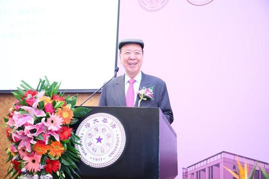 嘉華集團主席呂志和博士為清華大學捐資2億元人民幣